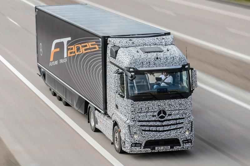 Mercedes-BenzFutureTruck2025