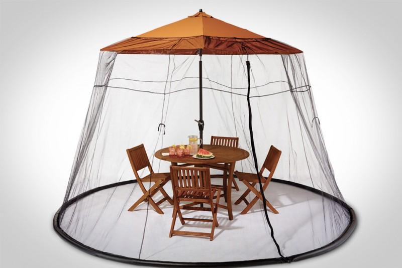 UmbrellaMosquitoNet
