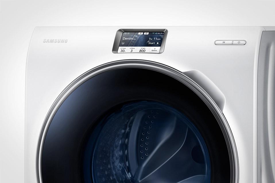 samsung vaskemaskine 10 kg ww9000 mandesager. Black Bedroom Furniture Sets. Home Design Ideas