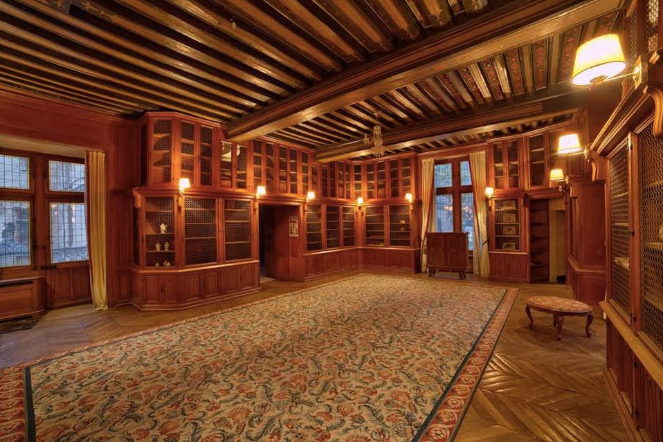 Le Chateau De Vigny Mandesager