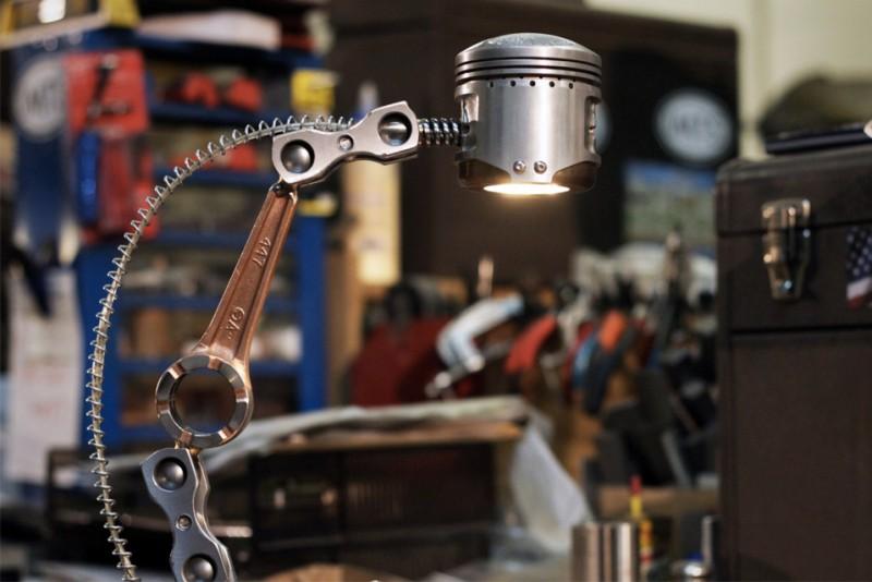 Yamaha XS650 lampe