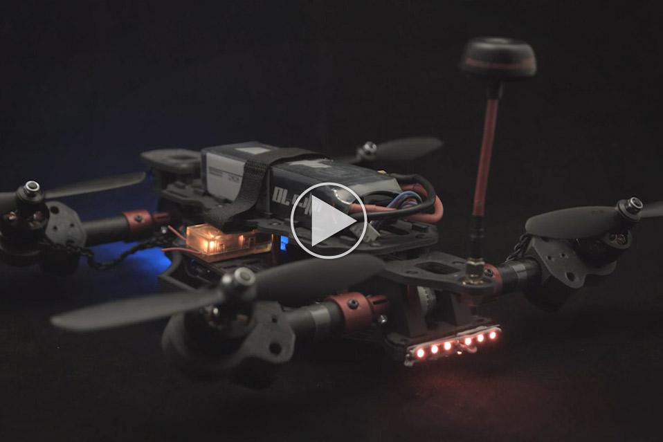 Tilt-Racing-Drone