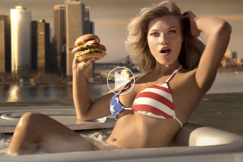 Carl's-Jr.-The-#MostAmerican-Thickburger