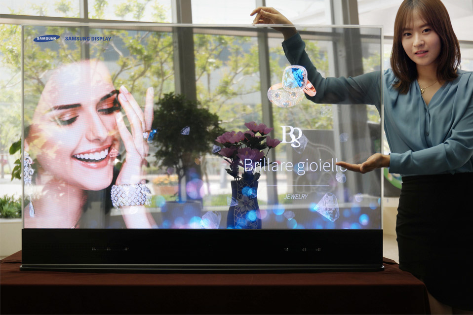 Samsung-Transparent-OLED-Display