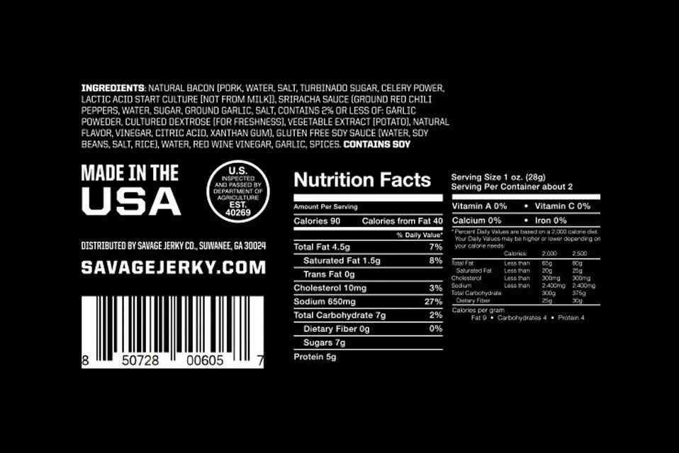 Savage-Jerky-Co.-Sriracha-Bacon_1