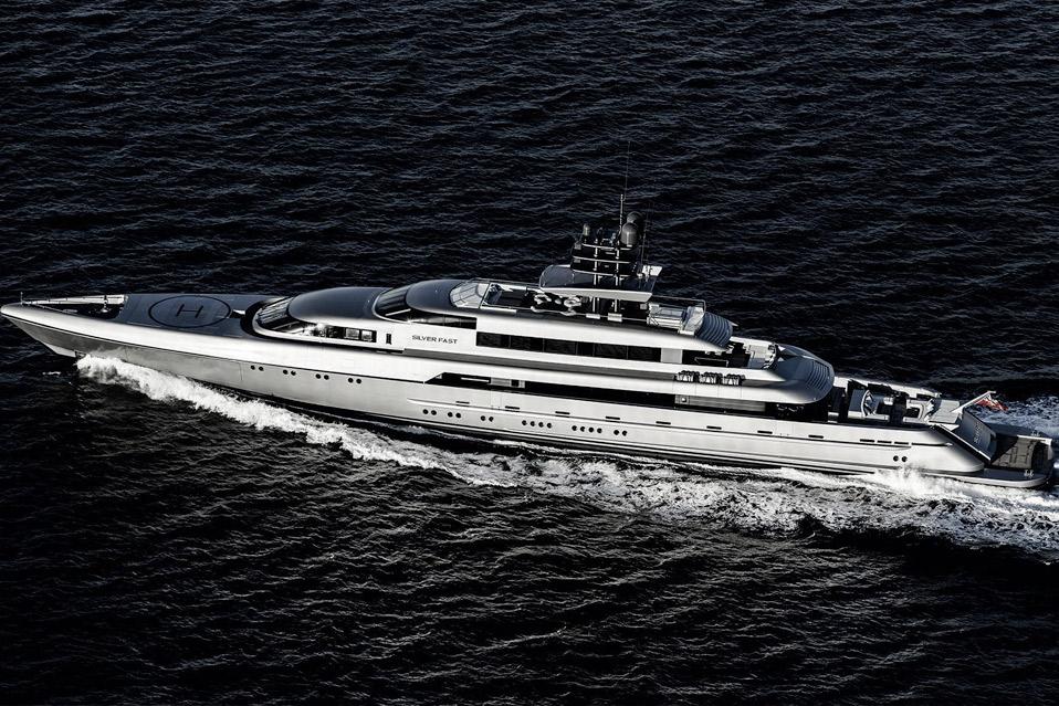 Burgess-Silver-Fast-Superyacht