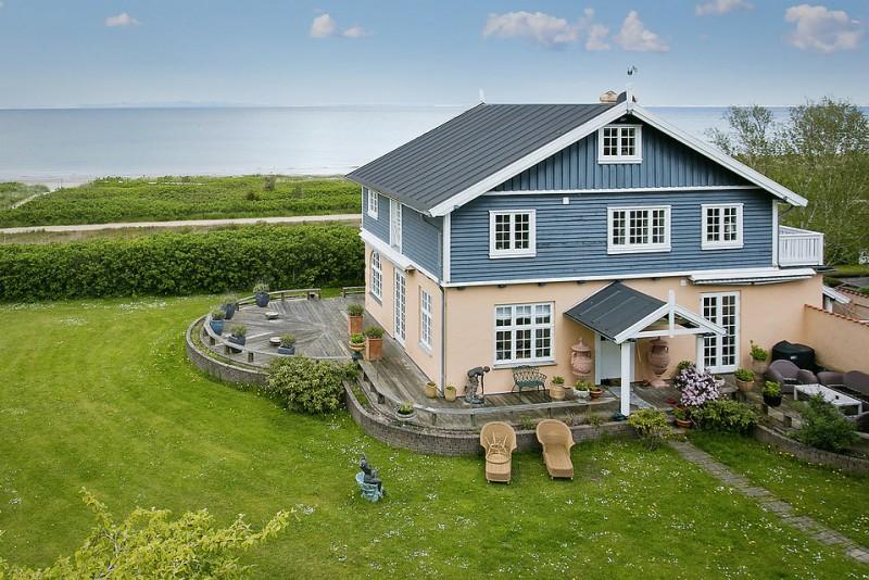 Danmarks dyreste sommerhus