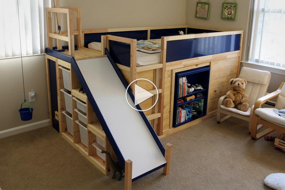 Sej Far Bygger Den Ultimative Ikea Seng Mandesager