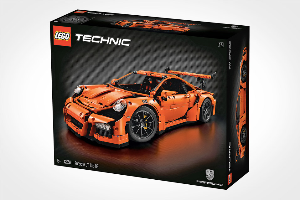 lego technic porsche 911 gt3 rs mandesager. Black Bedroom Furniture Sets. Home Design Ideas