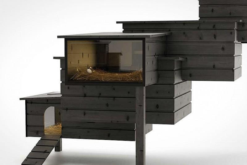Breed Retreat Hen House