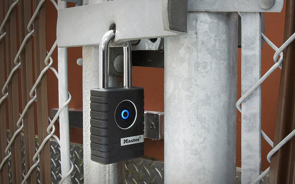 Master Lock Bluetooth Smart Padlock