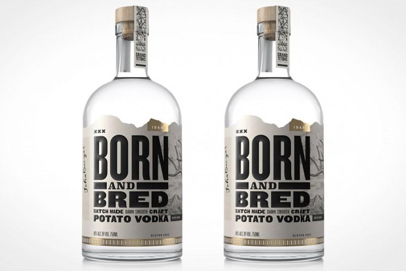 Born and Bred Vodka