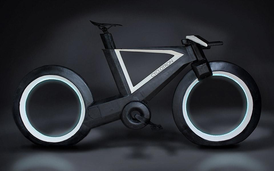 Cyclotrone Bike
