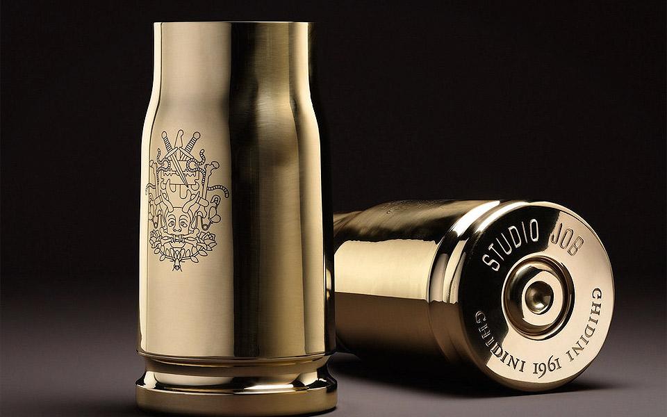 Nowhere Bullet Vase