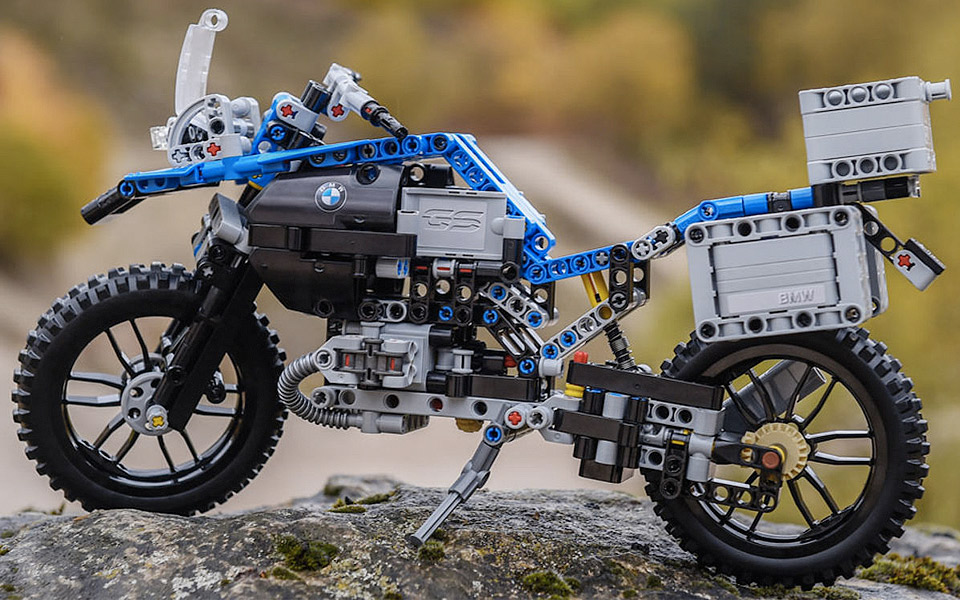 lego technic bmw r 1200 gs adventure mandesager. Black Bedroom Furniture Sets. Home Design Ideas