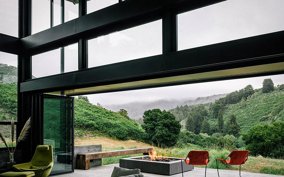 Feldman Architecture Butterfly House Mandesager