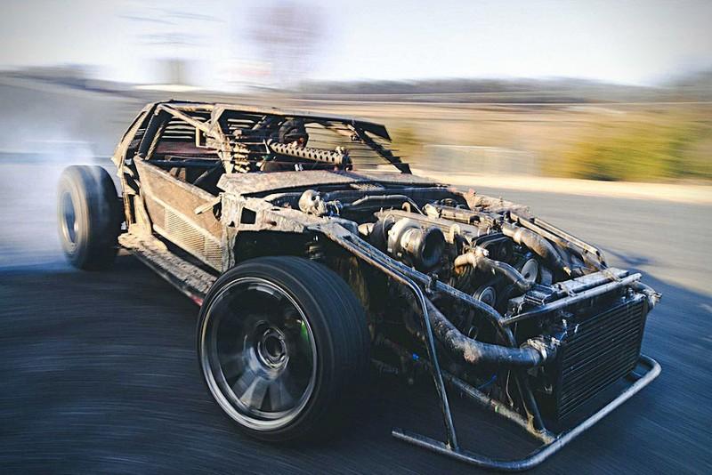 Nissan 240SX DeathKart_9