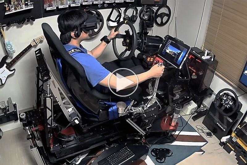 Hjemmelavet-Virtual-Reality-Racing-Simulator_1