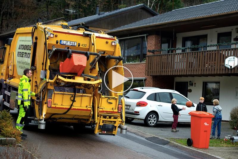 Volvo-tester-selvkorende-skraldebiler_1