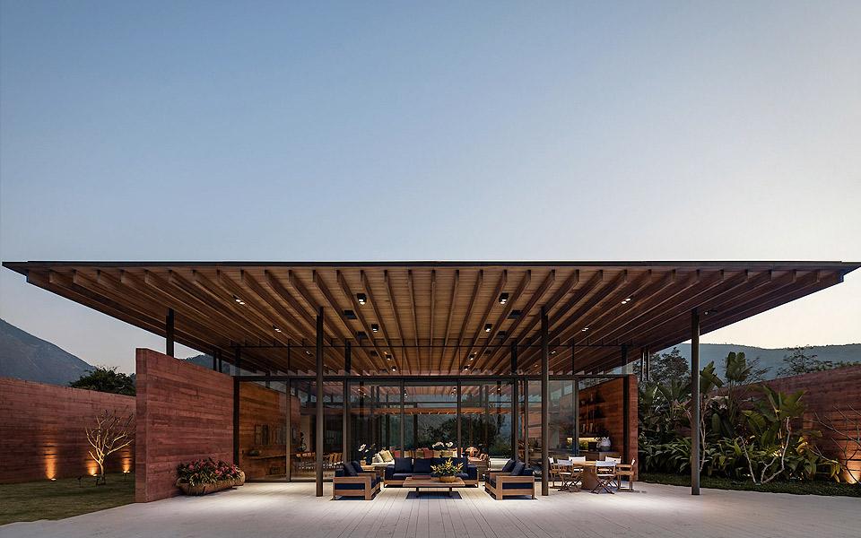 Bernardes Architecture House Terra