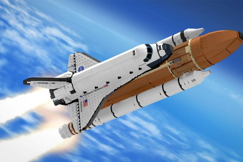 LEGO NASA Space Shuttle