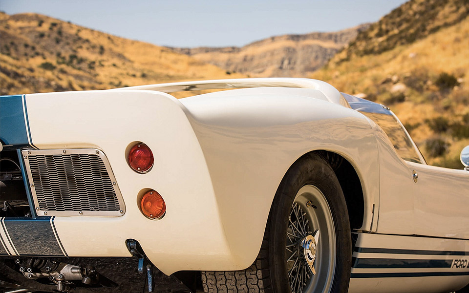 1965 Ford GT 40 Roadster Prototype