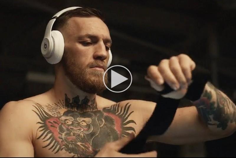 Beats by Dre - Conor McGregor: Dedicated