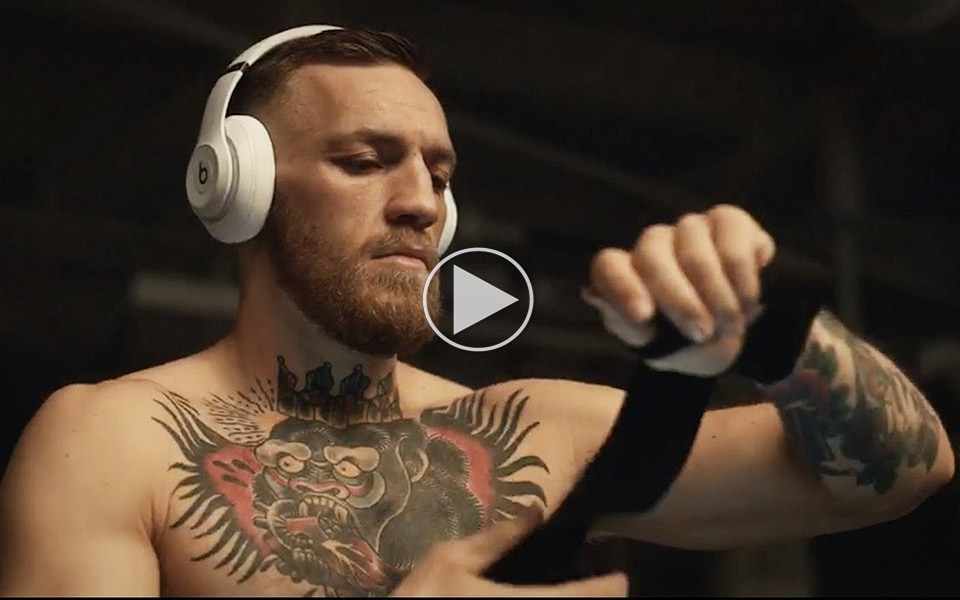 Beats by Dre - Conor McGregor: Dedicated
