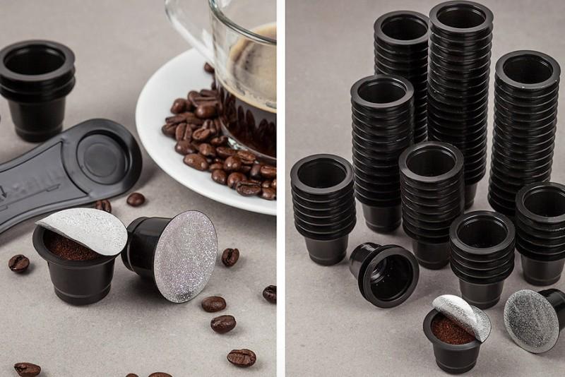Capsul'in - Fyld Selv Kaffekapsler