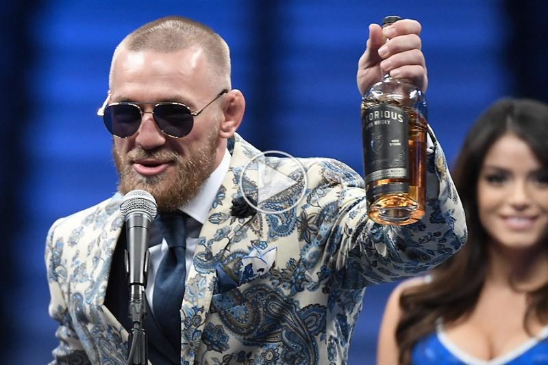 Conor McGregor afslører sine planer efter kampen