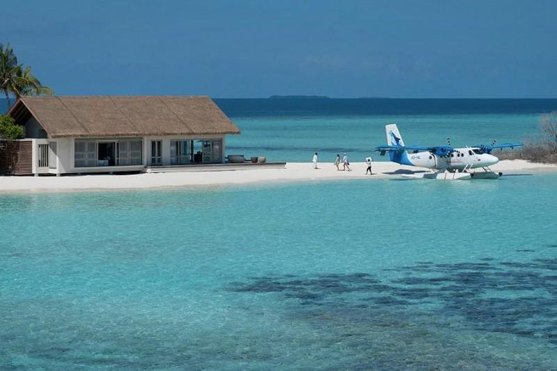 Four Seasons udlejer en privatø på Maldiverne med hele moletjavsen