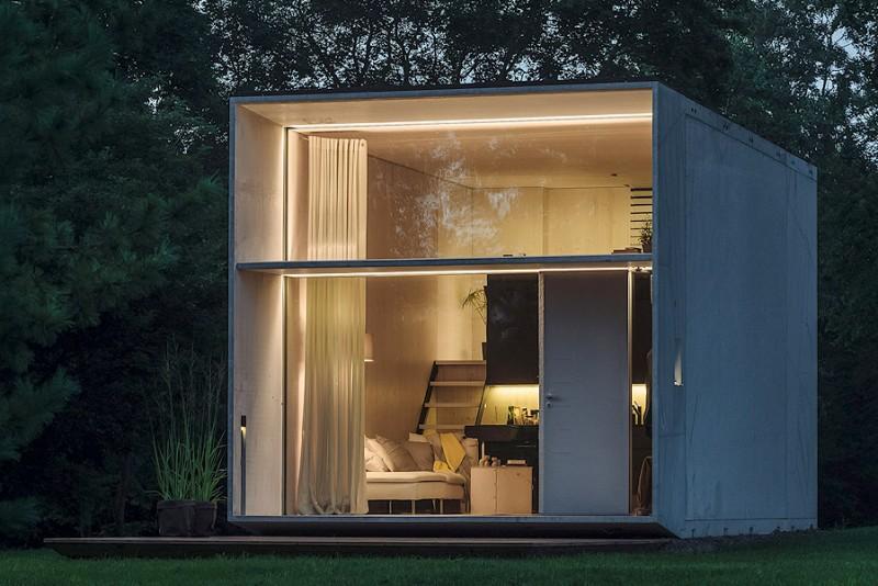 KODA - det flytbare hus