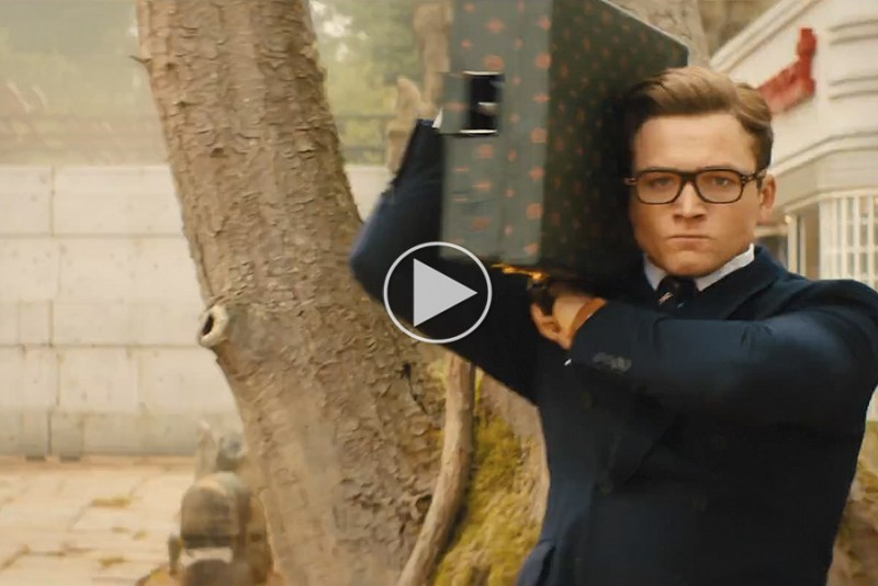 "Kingsman: The Golden Circle ""Southern Charm"" trailer"