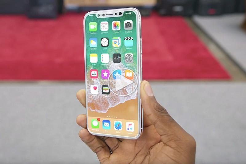 MKBHD har fået den nye iPhone 8 i hånden før alle andre