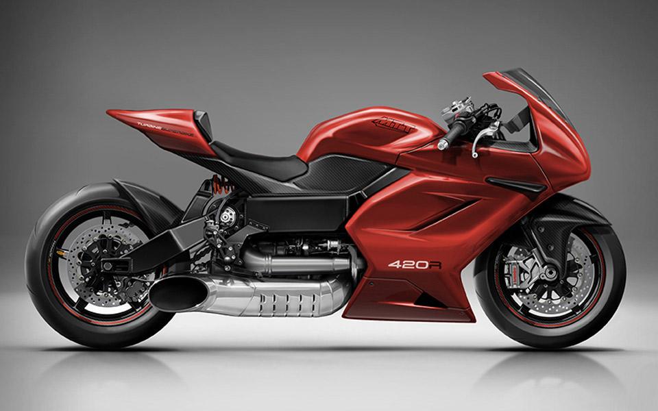 MTT 420 RR Turbine Superbike