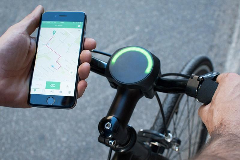 SmartHalo Cykelnavigator