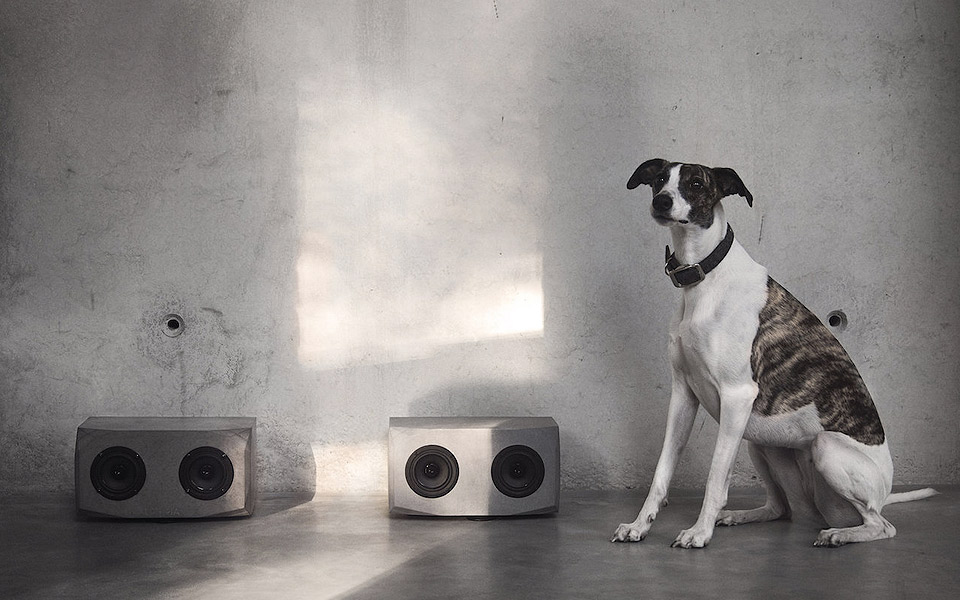 Utopia Audio Titan Speaker