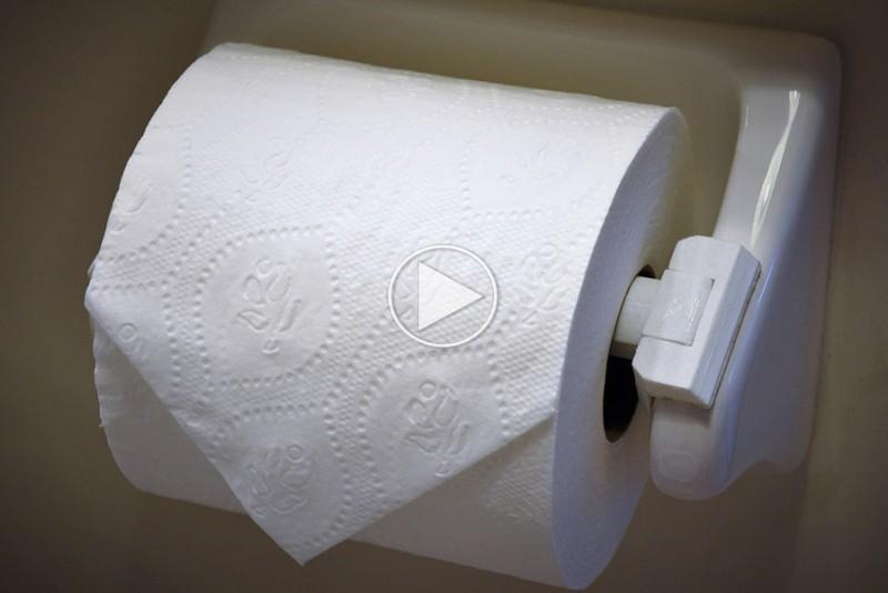 ZeNa Attachment Toiletpapirholder