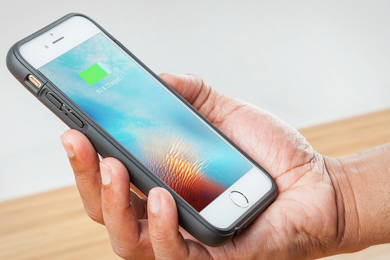 iPhone-opladningscover