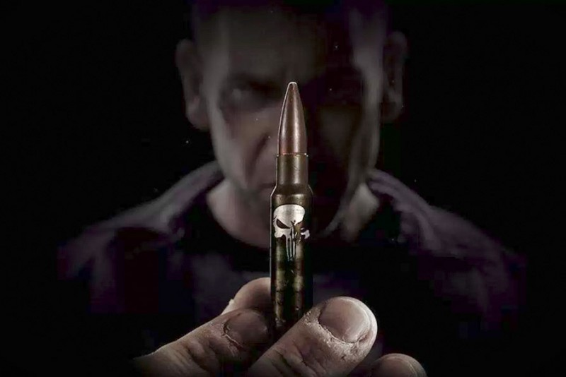 Den første lange trailer til The Punisher er ekstra ond