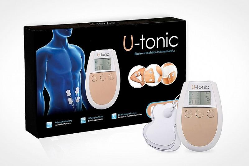 Den lette vej til sixpack: Muskelstimulator træner automatisk dine mavemuskler