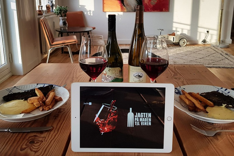 Danmarks første TV-kanal om vin forkæler både vinnørder og nybegyndere