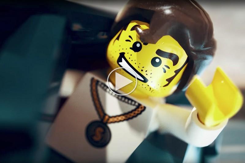 LEGO Grand Theft Auto er næsten bedre end spillet