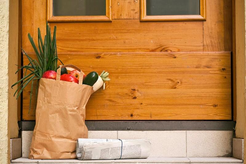 Lækker mad til mænd leveret direkte til døren