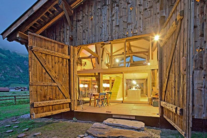 Madritsch + Pfurtscheller Haus Moser