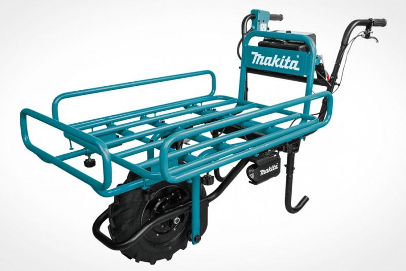 Makita Power-Assisted Flat Dolly