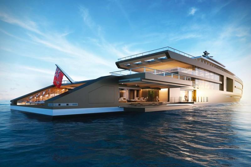 Sinot Project NATURE Superyacht
