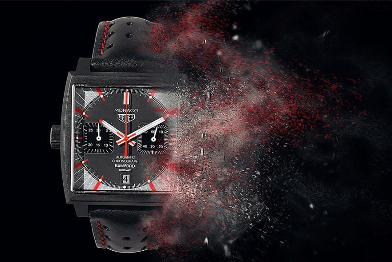 Bamford Watch Department x Tag Heuer
