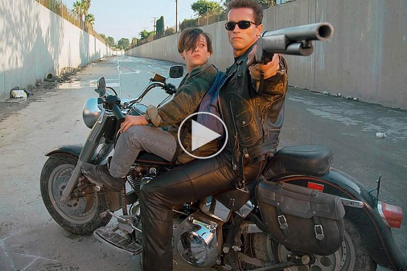 De 10 bedste biljagter fra 90'er film