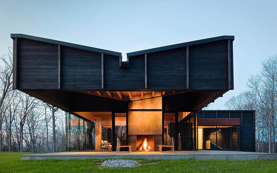 Desai Chia Architecture Michigan Lake House